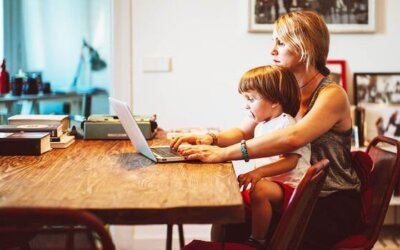 Remote working – tougher than it seemed?
