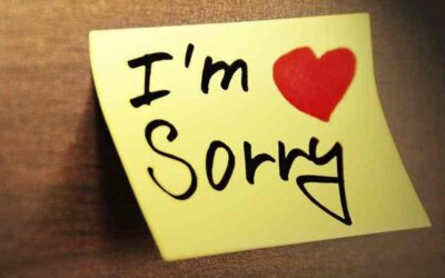 Making Sense of 'I'm Sorry'