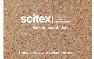 Company bulletin – July