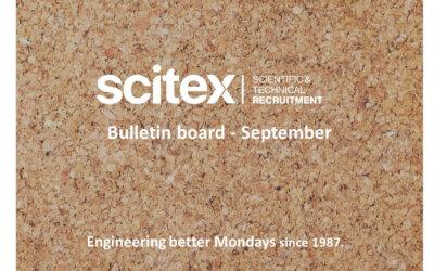 Company bulletin – September