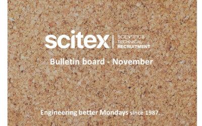 Company bulletin – November