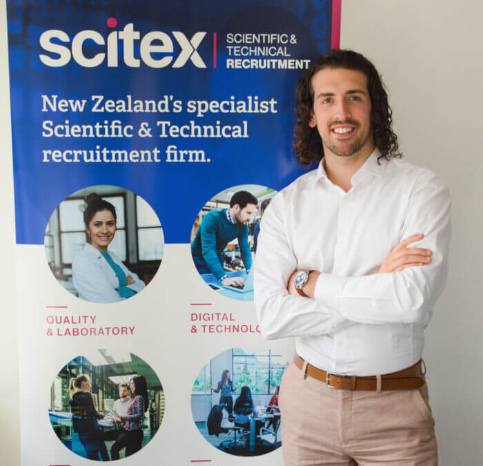 Oli – celebrating one year with Scitex